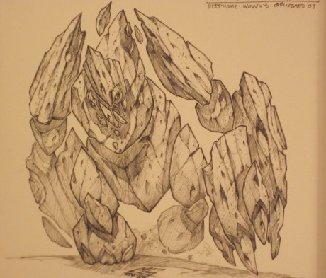 Deepholme Monster