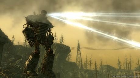 Огромный робот из Fallout 3: Broken Steel