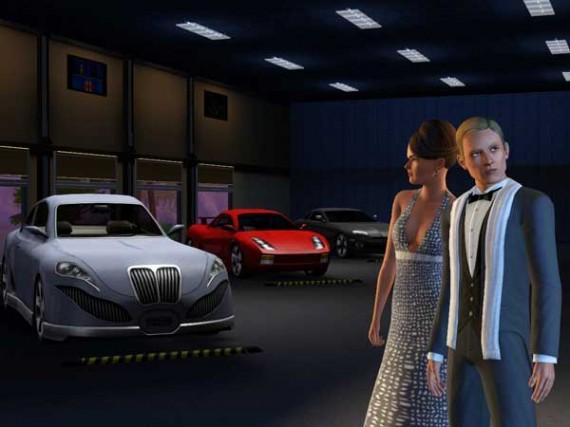Sims 3 - Fast Lane Stuff