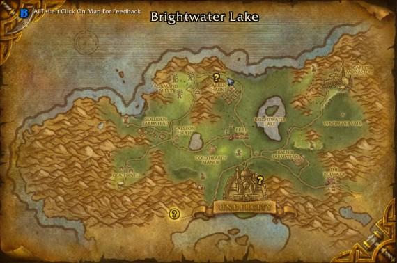 Карта Тирисфаля