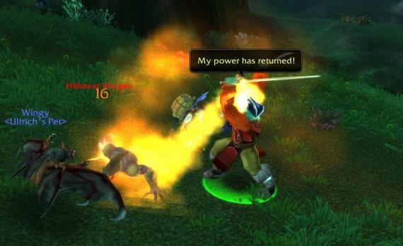 Огнедышащий орк