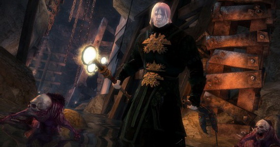 Некромант в Guild Wars 2