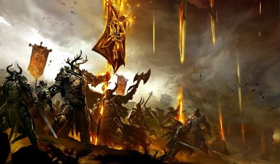 Превью Guild Wars 2