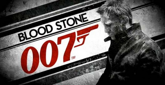 James Bond 007.Blood Stone