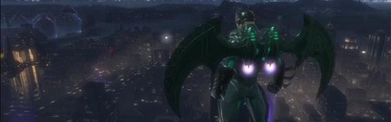 Костюм Бэтмена в DC UO