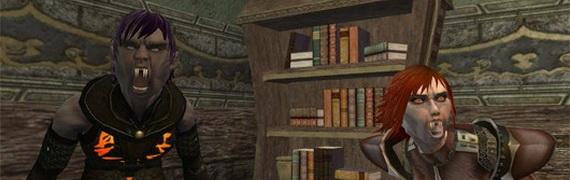 Раса вампиров в Everquest 2
