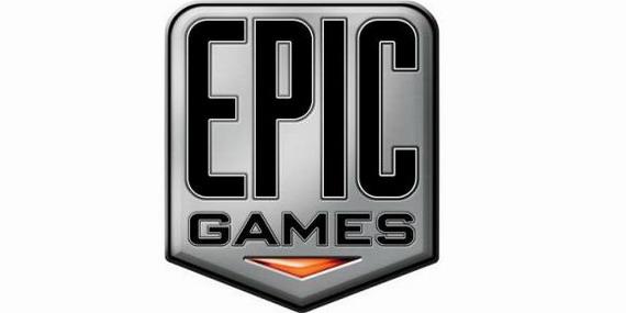 Логотип Epic Games