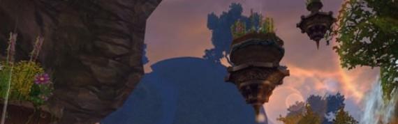Летающий гильд-замок
