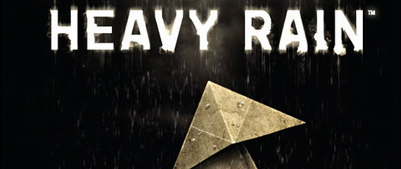 Логотип Heavy Rain