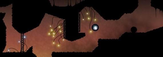 Скриншот игры NightSky
