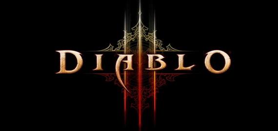 Логотип Diablo 3