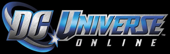 Логотип DC Universe Online