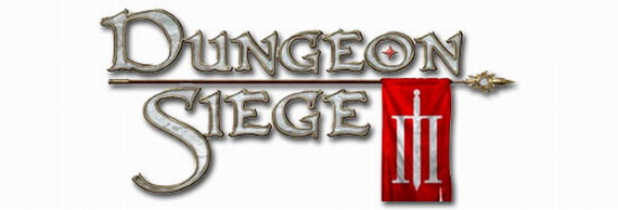 Логотип Dungeon Siege 3