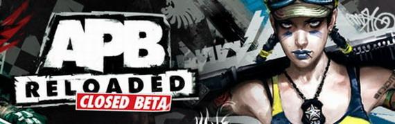 Закрытая бета APB Reloaded