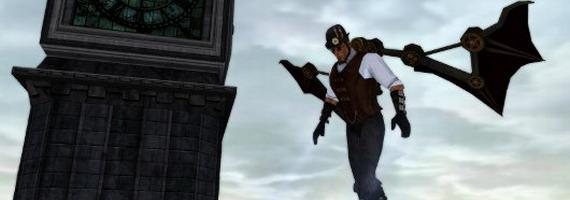 Стимпанк в City of Heroes
