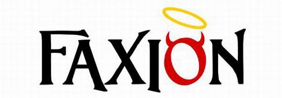 Логотип Faxion Online