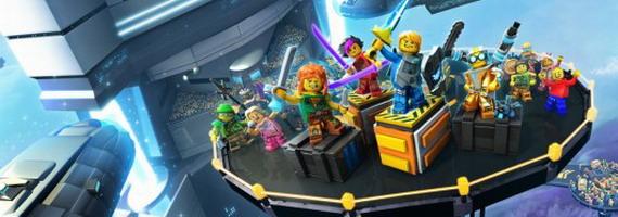 Нексус в LEGO Universe