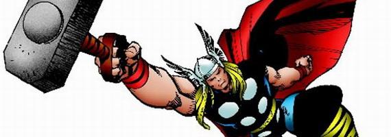 Тор в Super Hero Squad Online