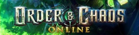 Логотип Order & Chaos Online