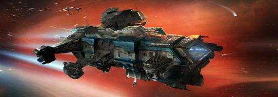 Авианосец класса Бримир в Battlestar Galactica Online