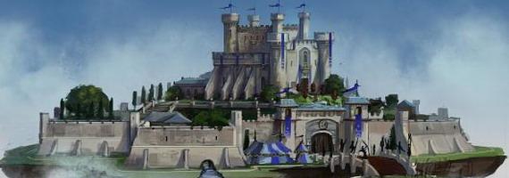 Клановая цитадель в RuneScape