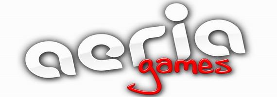Логотип Aeria Games