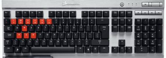 Клавиатура Vengeance K60