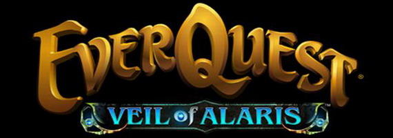Логотип EverQuest: Veil of Alaris