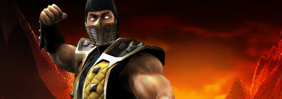 Scorpion в Mortal Kombat