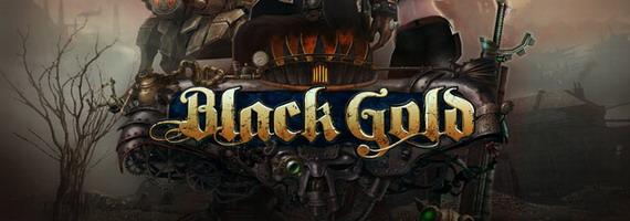 Логотип Black Gold