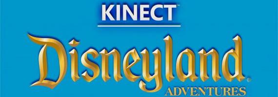 Disneyland Adventures для Kinect