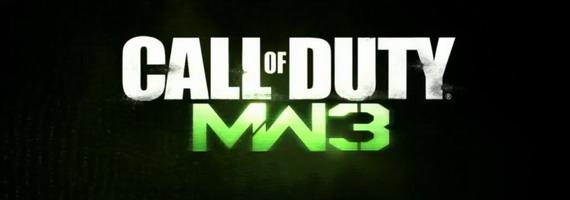 Логотип Call of Duty: Modern Warfare 3