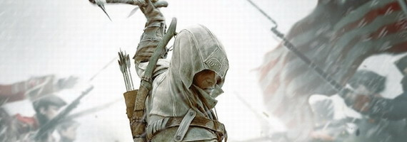 Коннор в Assassins Creed 3