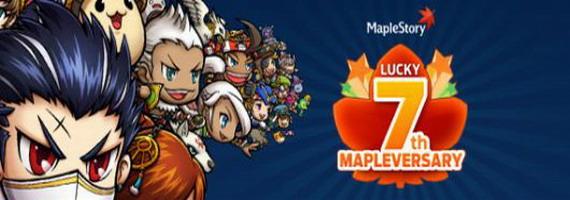 MapleStory исполнилось семь лет