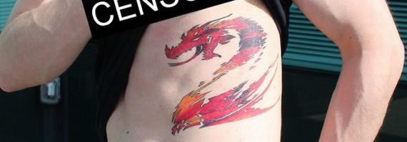 Татуировка Guild Wars 2