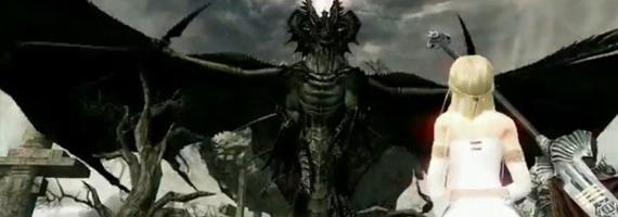 Дракон в Vindictus