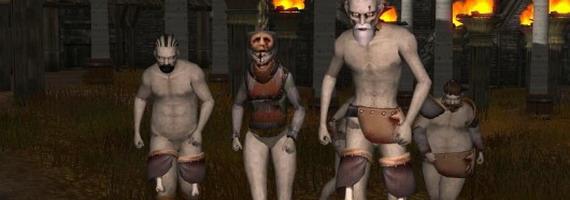 Зомби в Xsyon