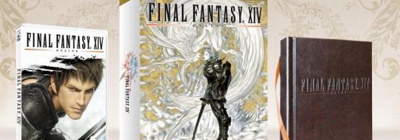 Коробки Final Fantasy XIV