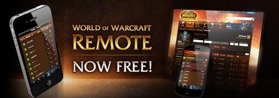 Мобильные приложения WoW стали бесплатны