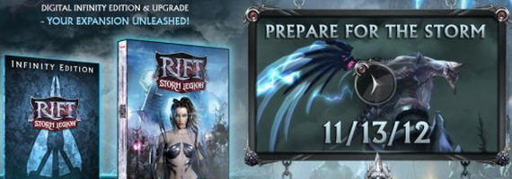 Дата выхода RIFT: Storm Legion