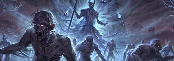 Предыстория Elder Scrolls Online