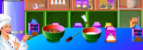 Кулинарные игры для девочек