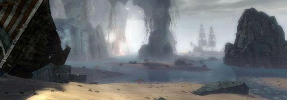 Эвент Lost Shores в Guild Wars 2