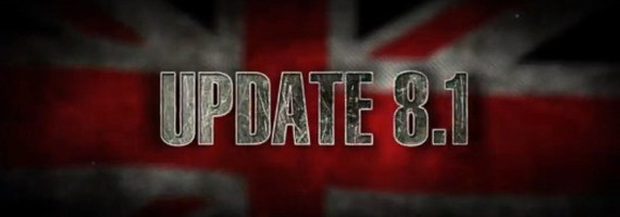 World of Tanks патч 8.1