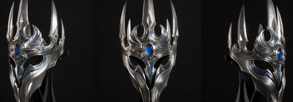 Шлем Короля-лича