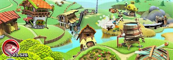 Игра про ферму