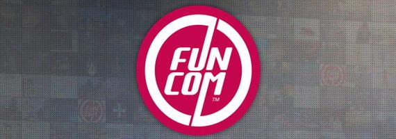 Логотип Funcom